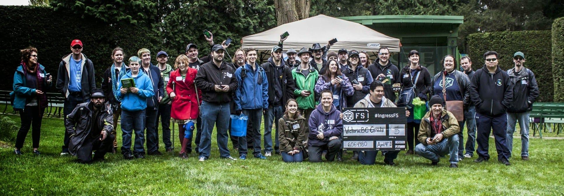 IFS group photo