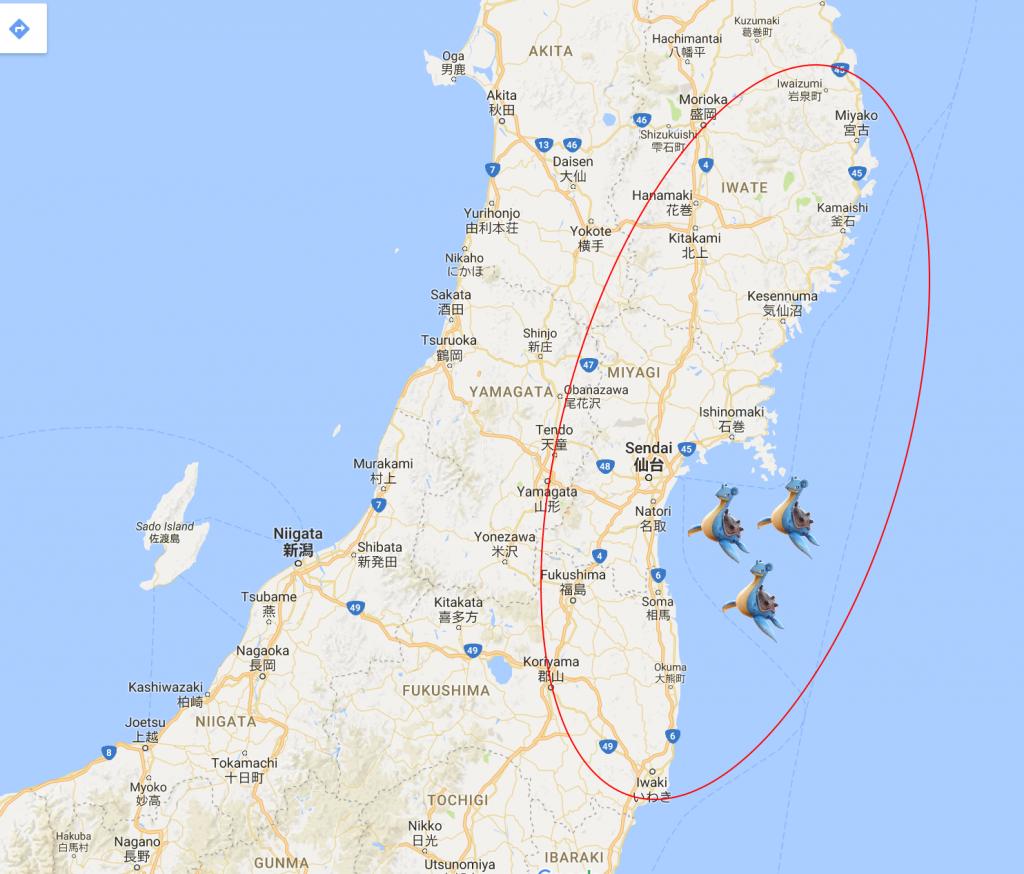 lapras_japan_map