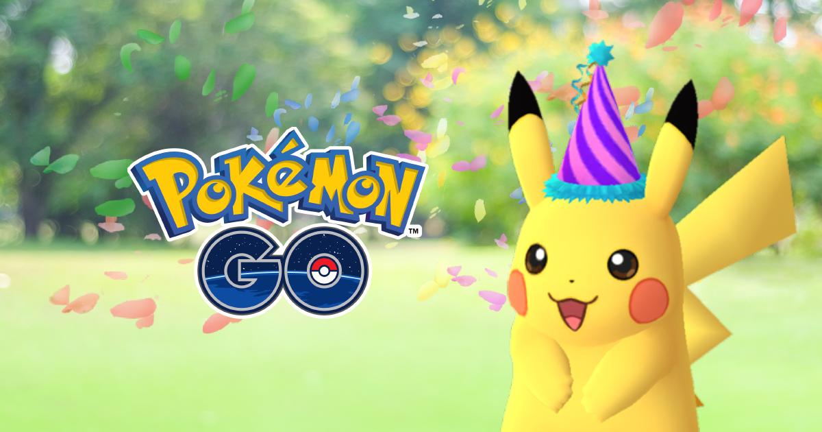 party hat pikachu