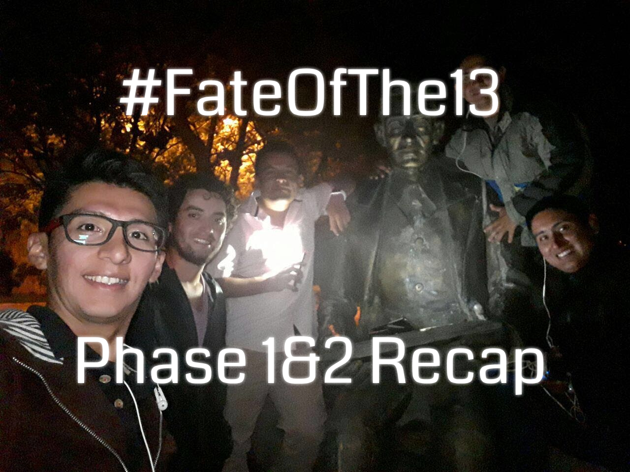 #fateofthe13 featured