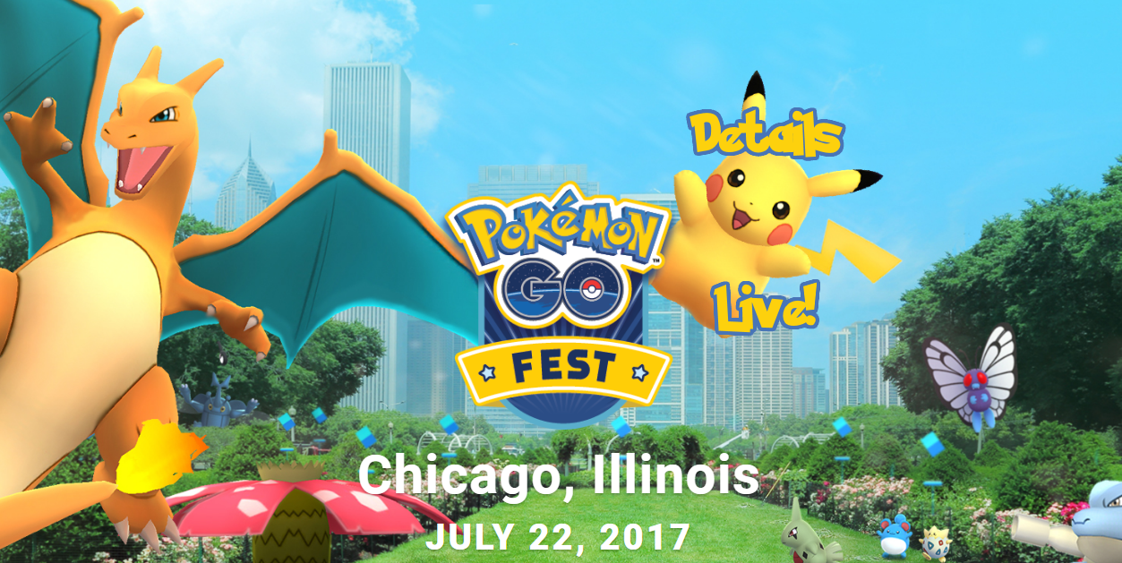 pokemon go fest chicago registration code