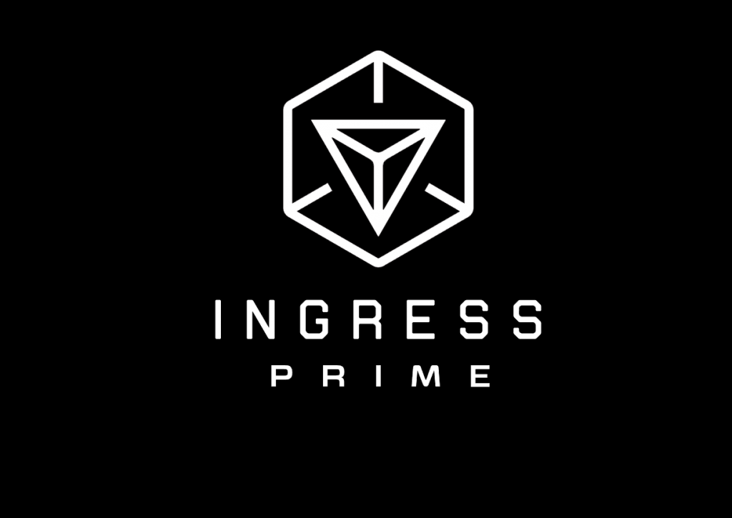 Ingress Prime logo