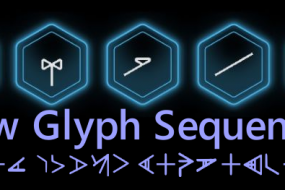 new glyphs prime