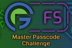 Passcode Challenge Header
